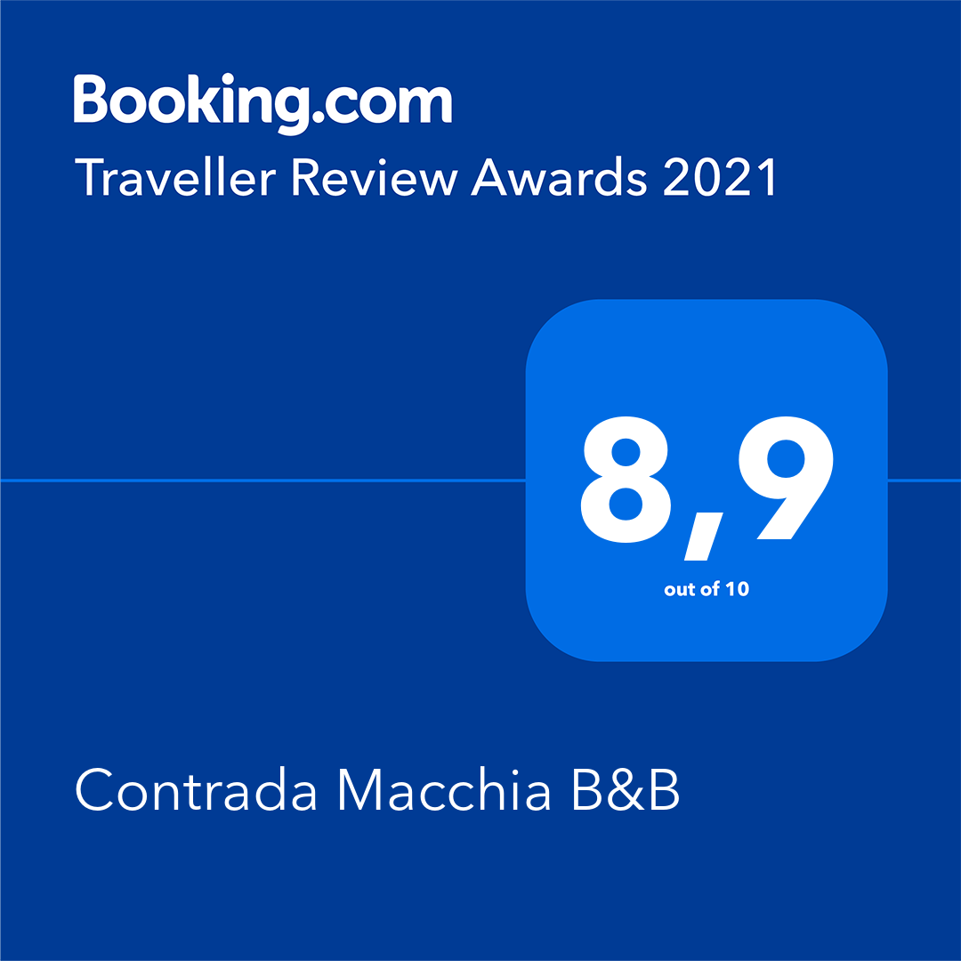 Certificato d'eccellenza Booking.com